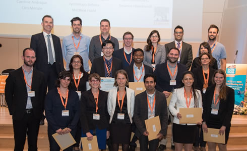 New Investigator Awards 2015