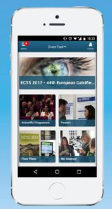 ECTS 2017 App
